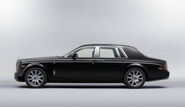 Rolls-Royce Art Deco Collection Debuts in Jakarta