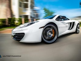 Photo Of The Day: McLaren MP4-12C by Curtis Sullivan Photography