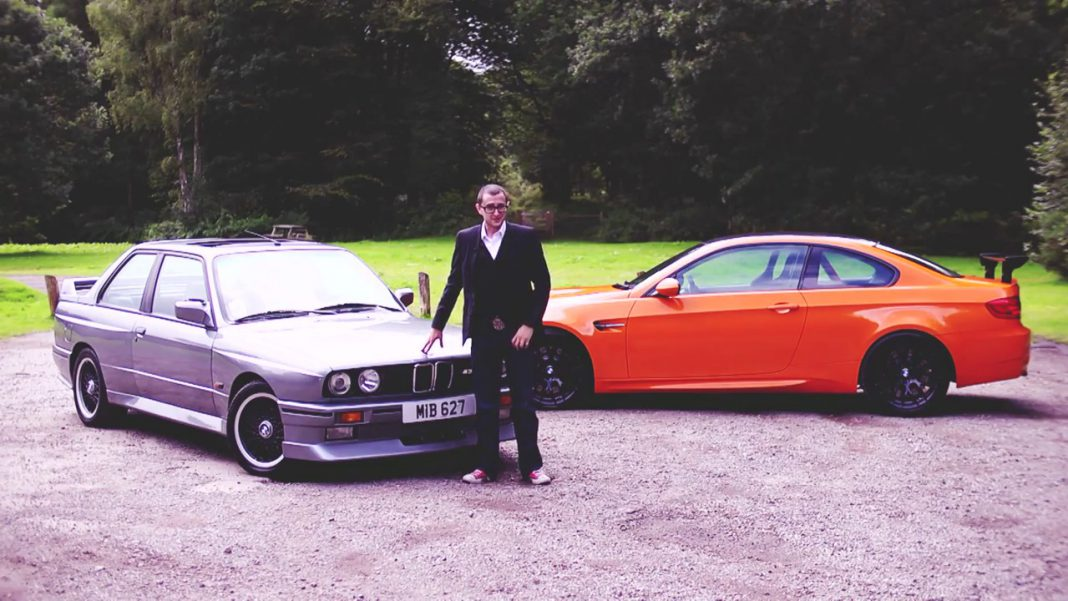BMW E30 M3 vs E92 M3 GTS
