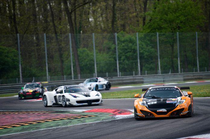 Preview Blancpain Endurance Series 2013 Season