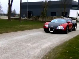 Bugatti Veyron Raw Driving Experience From a First-Timer in Molsheim