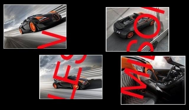Bugatti Veyron Vitesse WRC Limited Edition