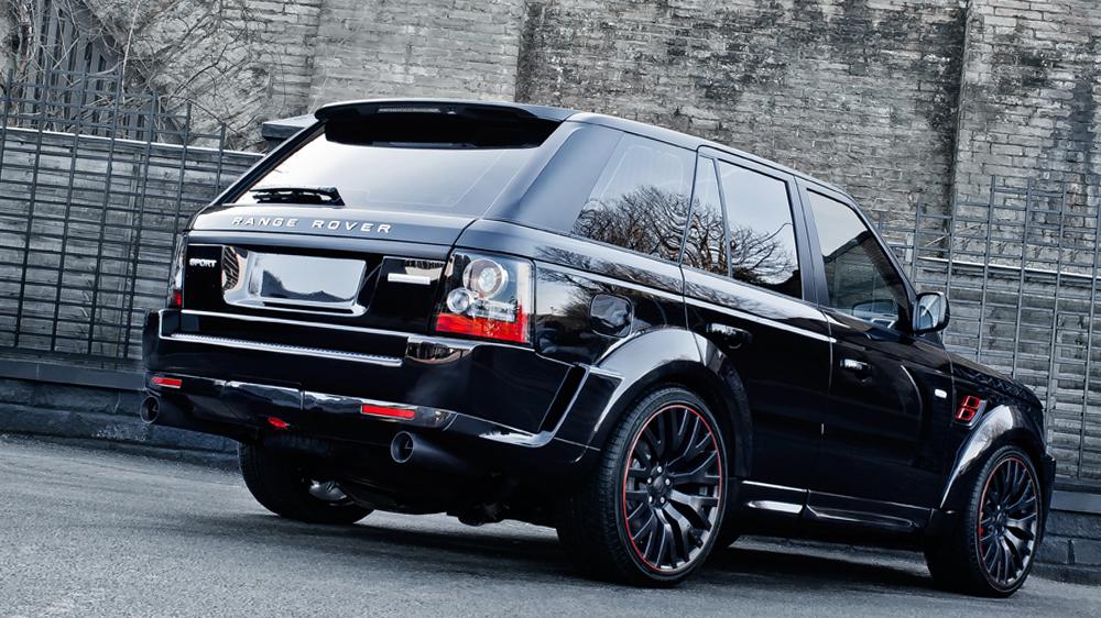 Kahn Design has just taken the wraps of their latest Range Rover