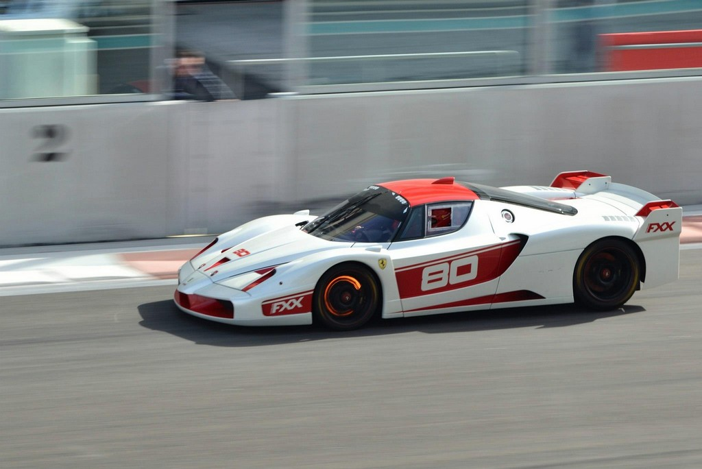 Ferrari Racing Days Yas Marina Circuit Abu Dhabi