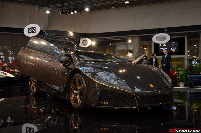 GTA Spano Top Marques Monaco 2013