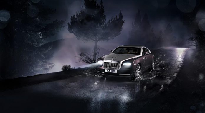 Rolls-Royce SUV Reportedly Begins Development