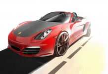 Red 7 Porsche Boxster S Exclusive to Dutch Market
