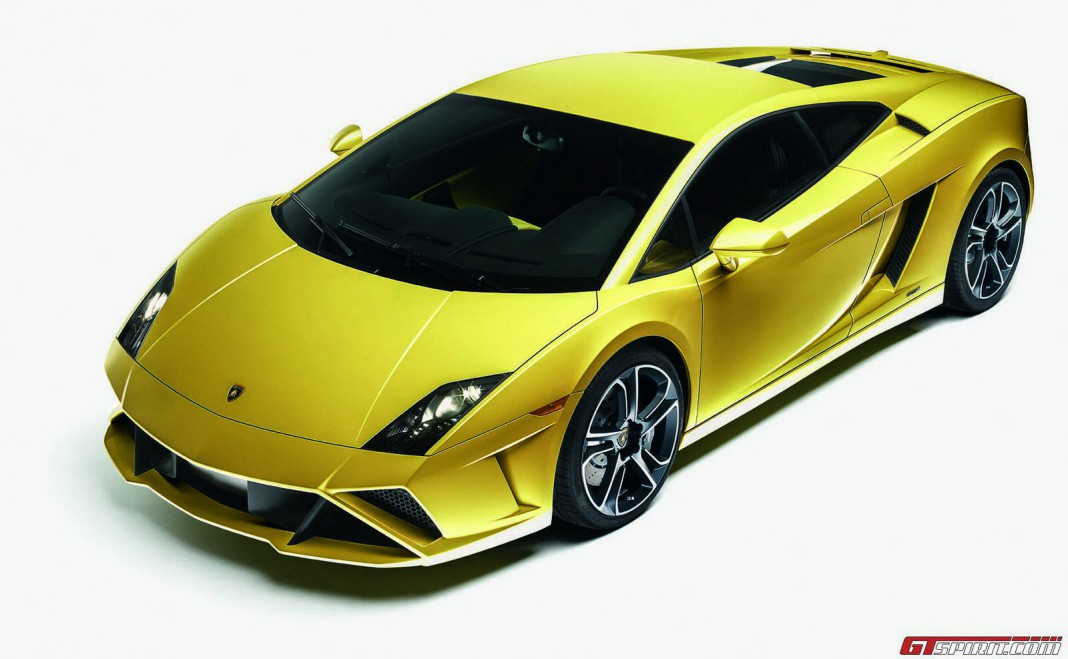 Lamborghini Gallardo LP560-2 50th Anniversio