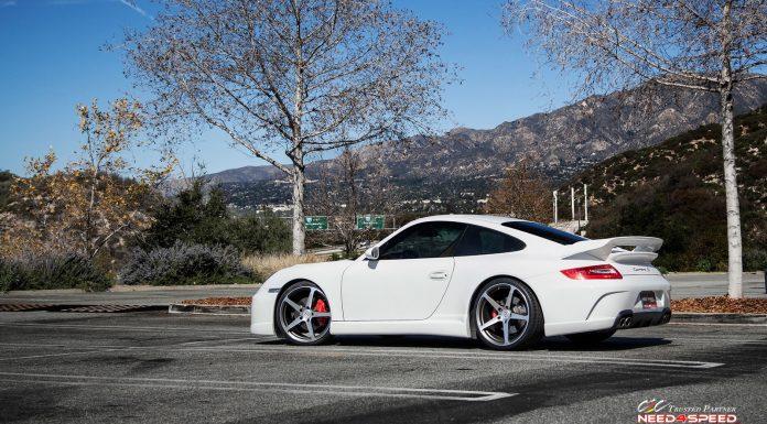 Misha Design Porsche 997 Carrera S by Need4Speed Motorsports