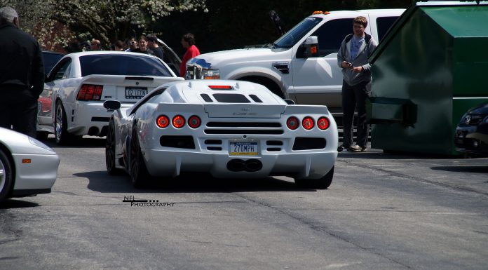 One of the Three SSC Ultimate Aero TTs in the US