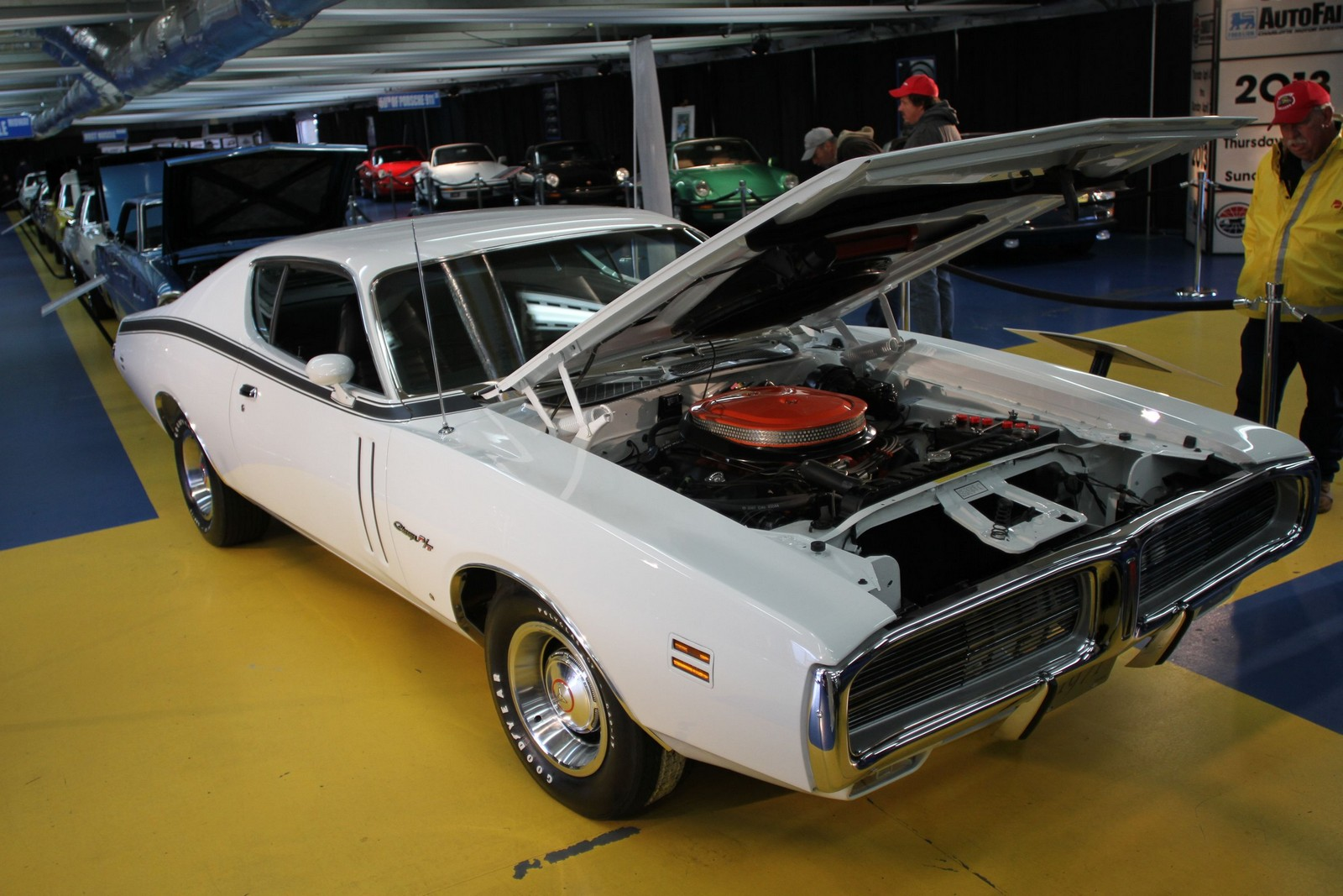 The Last Hemi Car 1971 Dodge Charger R T 426 Gtspirit