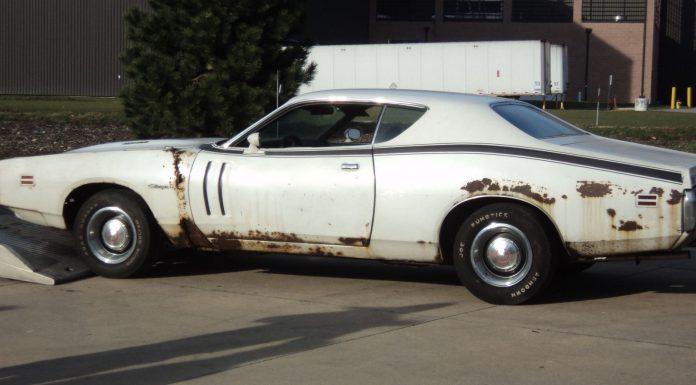 The Last Hemi-1971 Dodge Charger R/T 426