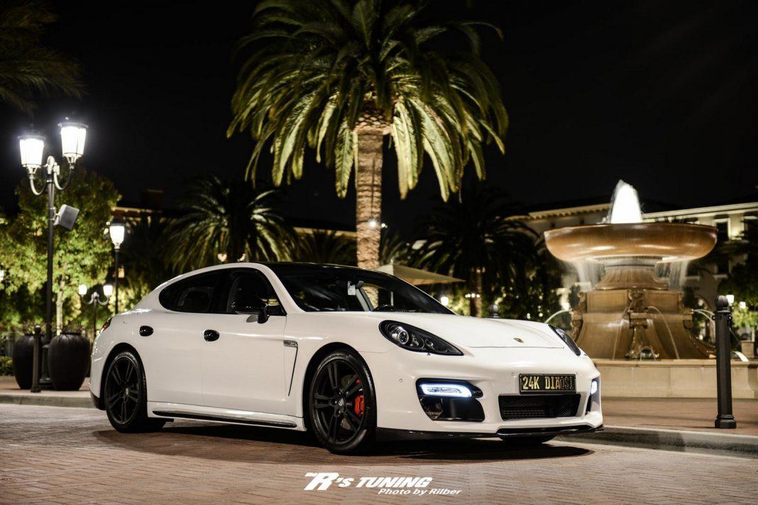 Vorsteiner Porsche Panamera S by The R's Tuning