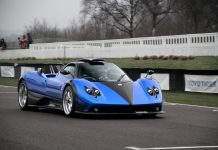 Gallery 2013 Pagani Zonda PS