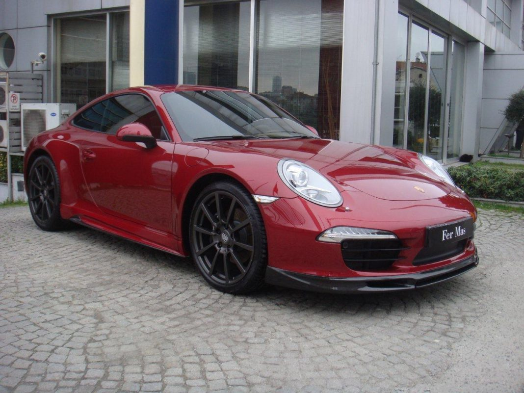 Vorsteiner V-GT Porsche 991 Carrera