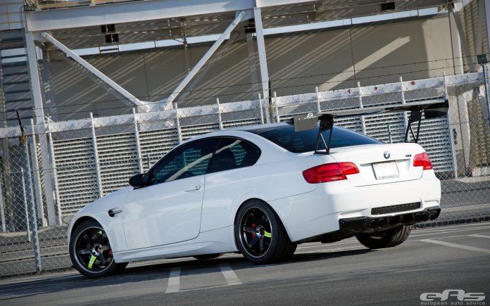 European Auto Source BMW E92 M3 Project Car