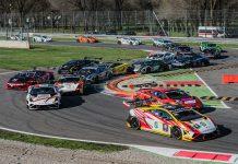 Round 1 of Lamborghini Blancpain Super Trofeo Series
