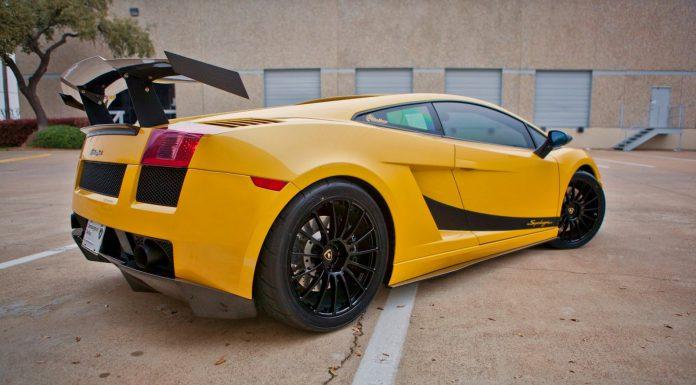 Lamborghini Gallardo Superlegerra Twin Turbo
