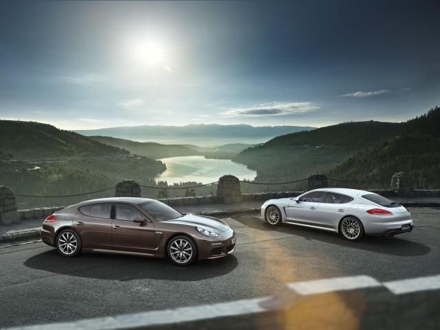 Gallery 2014 Porsche Panamera Models