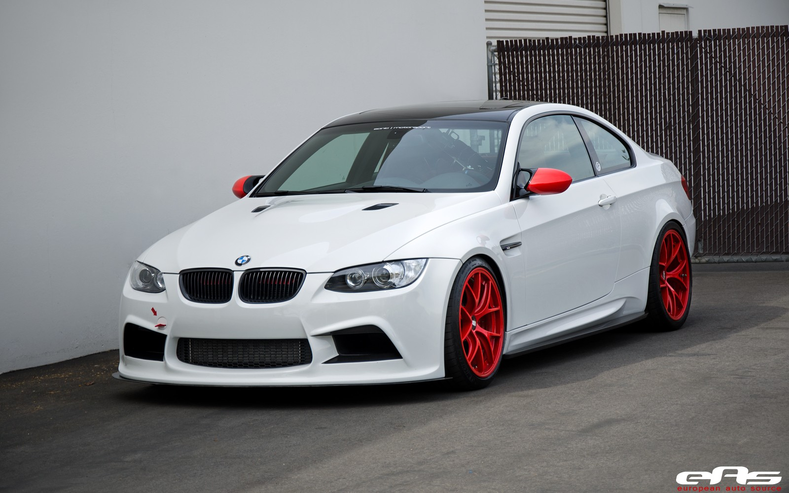 Alpine White Bmw M3 Vf 620 By European Auto Source Gtspirit