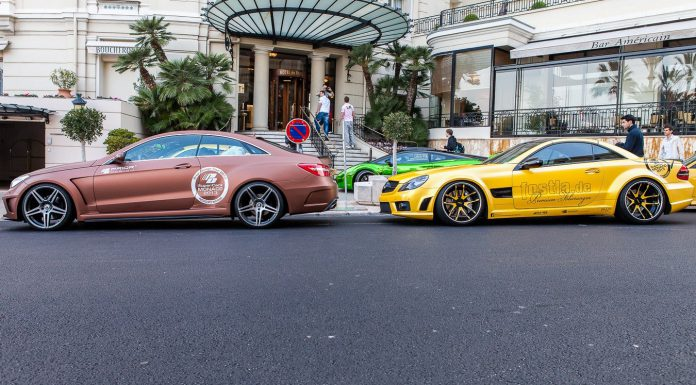 Supercars of Monte Carlo by Imor Domijan Part 1