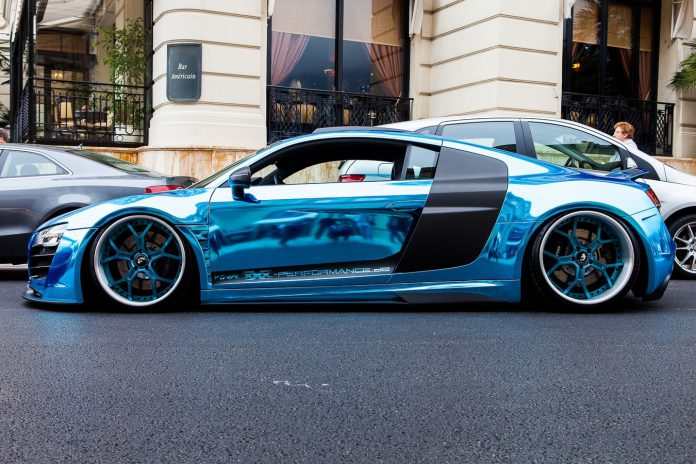 Gallery Supercars of Monte Carlo by Imor Domijan Part 2