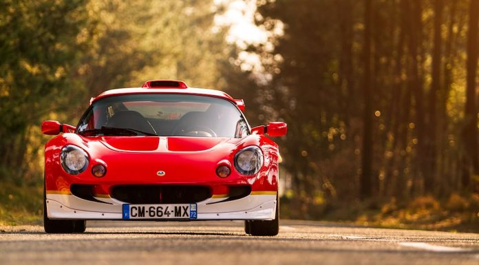 Lotus Exige S1 Type 49 by Alexie Goure Photography