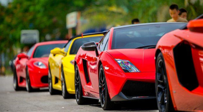 Supercar Club Indonesia Sunday Gathering