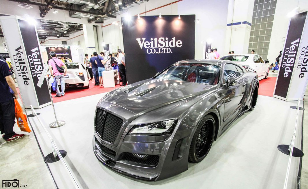 Tokyo Auto Salon Singapore 2013 Tuner Cars Collection