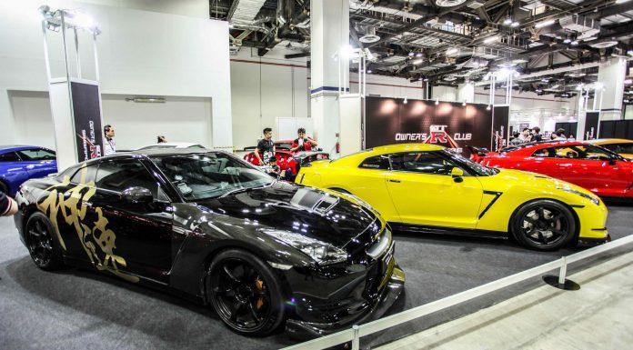 Tokyo Auto Salon Singapore 2013 Nissan GT-R Collection