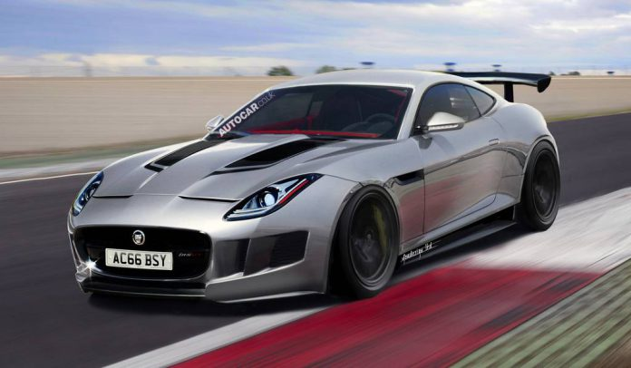 Report: Jaguar Could Develop 600hp Variant of F-Type