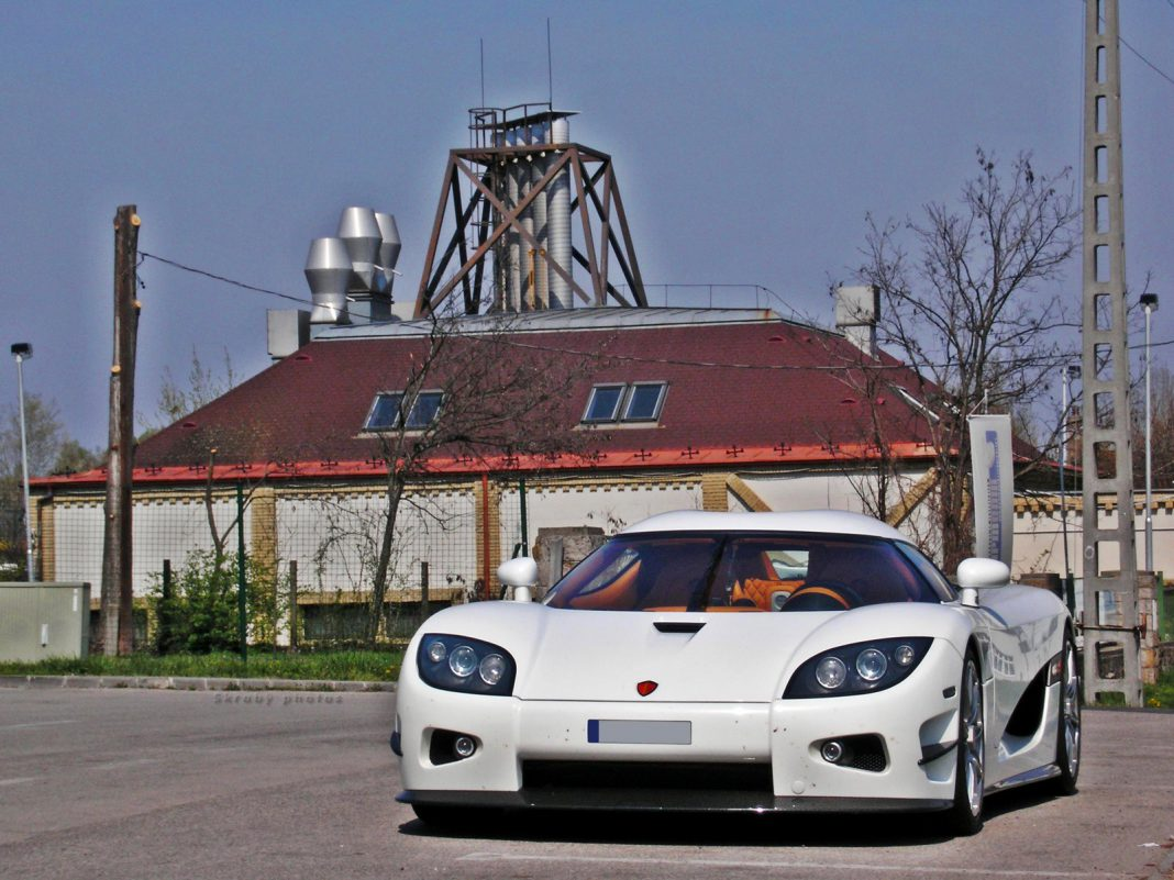 Gallery: One-off Koenigsegg CCXS Spotted in Hungary