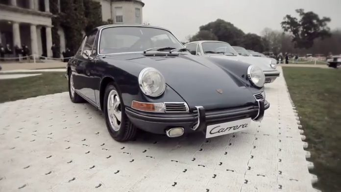 Lord March Speaks on the Porsche 911 ahead of Goodwood