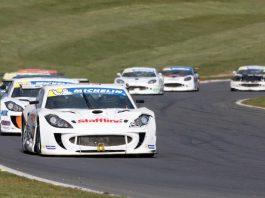 2013 Michelin Ginetta GT Supercup at Brands Hatch