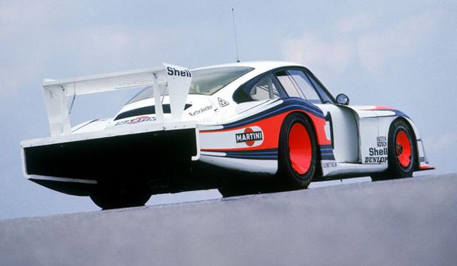 Porsche 935/78 Mody Dick