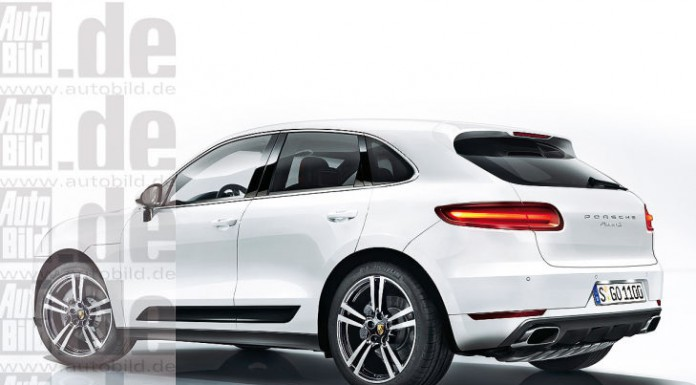 Render: Could This be the 2014 Porsche Macan?