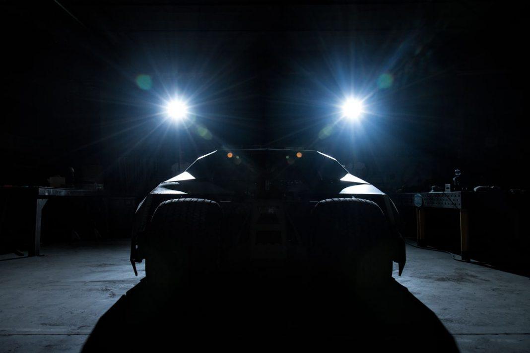 Team Galag Teases Batman Tumbler for 2013 Gumball 3000