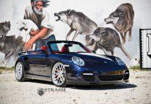 Strasse Forged Wheels Porsche 911 Turbo