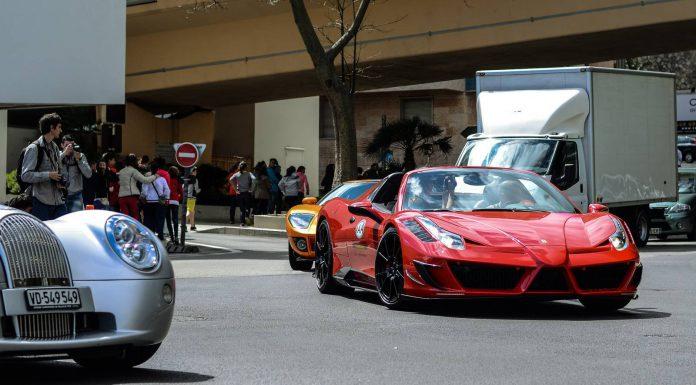 Supercars in Monaco Part 4