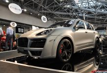 Top Marques 2013 TechArt Magnum
