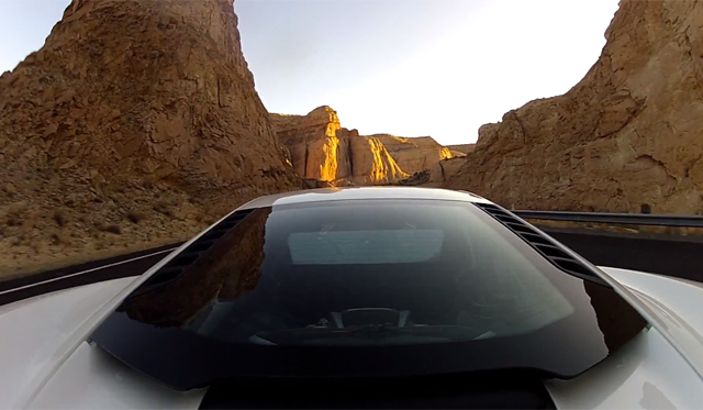 Video: 28 Minutes of Awesome McLaren MP4-12C Driving Footage