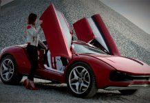 Video: ItalDesign Giugiaro Parcour Concept hits the Track