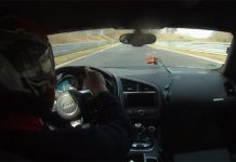 Video: Audi R8 V10 Plus Lapping the Nurburgring in 7:45