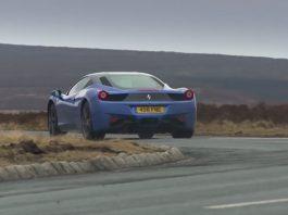 Video: Raw Driving of the Ferrari 458 Italia, McLaren 12C and Audi R8 V10 Plus
