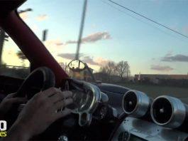 Video: Harry Metcalfe Rides in Pagani Zonda 760RS Prototype