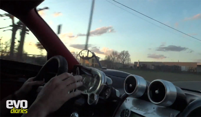 Video: Harry Metcalfe Rides in Pagani Zonda 760RS Prototype