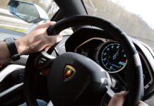 Video: 300km/h in a Lamborghini Aventador on the Autobahn