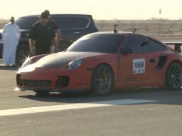 Video: Evolution Motorsport Hits 215mph in Qatar 'Half-Mile'