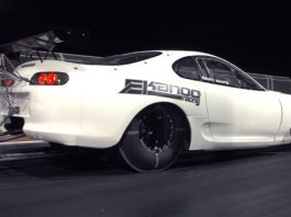 Video: Behind-the-scenes of the World's Fastest Toyota Supra by E.Kanoo Racing