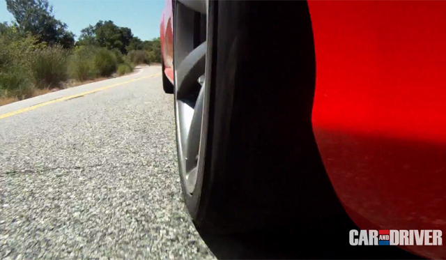 Video: Raw Driving Clip of Audi RS5